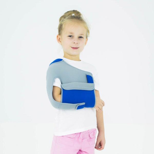 Dziecięca ortopedyczna kamizelka AM-KOB